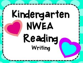 NWEA- Kindergarten Reading Helper-Writing
