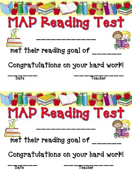 NWEA MAP Certificates Map Nwea Test on math map test, study island map test, sat map test,