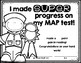NWEA MAP Certificates and Goal Setting Sheets