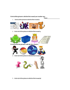 NWEA MAP First Grade ELA Test Prep
