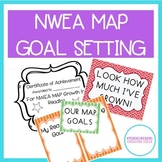 MAP GOAL SETTING NWEA GROWING BUNDLE: Fun Resources for Goal Setting!