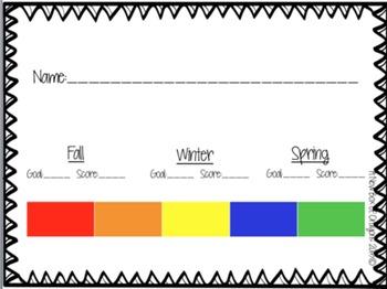 Worksheets Nwea Goal Setting Worksheet nwea map goal setting works by megs crayons teachers pay worksheets editable