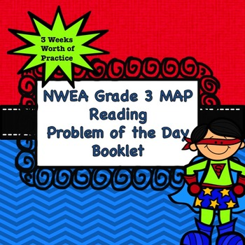 NWEA MAP Grade 3 Problem of the Day