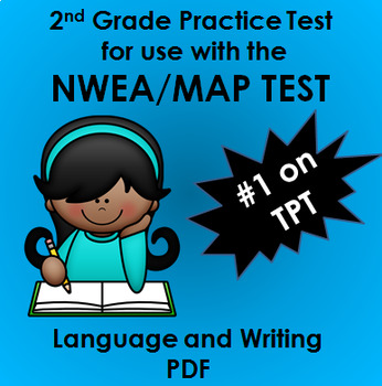 NWEA MAP Language and Writing Practice Test w/90+ spelling words PDF