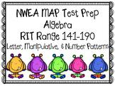 NWEA MAP Math Patterns