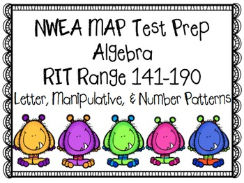NWEA MAP Math Patterns
