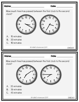 NWEA MAP 3rd Grade Math Practice Questions [RIT 192-202]