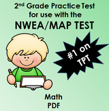 NWEA MAP Math Practice Test PDF