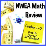 NWEA Math Map Review