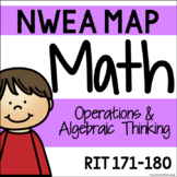 NWEA MAP - Operations & Algebraic Thinking Centers - RIT 171-180