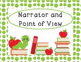 NWEA / MAP Practice - Point of View and Narrator