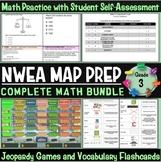 NWEA MAP Prep Math 3rd Grade Bundle