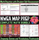 NWEA MAP Prep Math 4th Grade Bundle