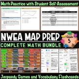 NWEA MAP Prep Math 5th Grade Bundle