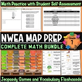 NWEA MAP Prep Math 7th Grade Bundle