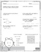 NWEA MAP Prep Math Practice Worksheets RIT Band 181-190 Distance Learning