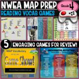 NWEA MAP Prep Reading Games 4th Grade RIT 191-200