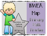 NWEA MAP Primary Math Practice OPERATIONS & ALGEBRAIC THINKING RIT Range 161-170