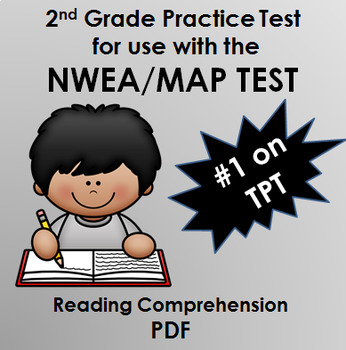 NWEA MAP Reading Comprehension Practice Test PDF