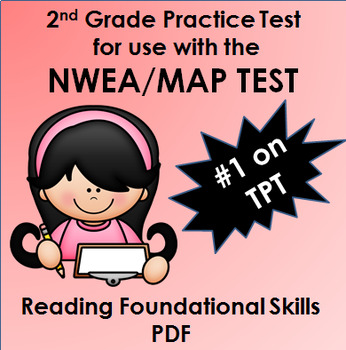 NWEA MAP Reading Foundational Skills Practice Test PDF