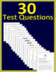 NWEA MAP Reading Test Prep Bundle Grades 5 - 8