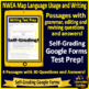 NWEA MAP Reading Test Prep Big Bundle - Practice Tests Grades 5, 6, 7 & 8
