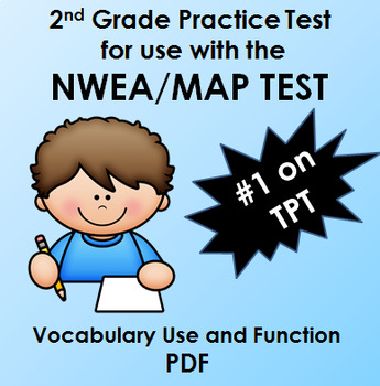 NWEA MAP Reading Vocabulary Use and Function Practice Test PDF