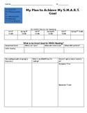 NWEA MAP SMART Goal Setting Template