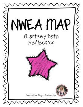NWEA MAP- Student Quarterly Data Reflection
