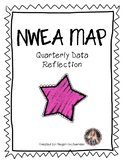 NWEA MAP- Student Quarterly Data Reflection