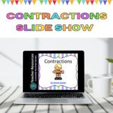 Contractions Practice PowerPoint