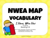 NWEA MAP Test Practice Vocabulary Game (Reading RIT 181-190)