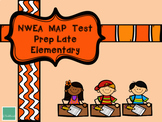 NWEA MAP Test Prep Late Elementary- Distance Learning