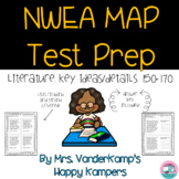 NWEA MAP Test Prep for Literature: Key Ideas/Details 150-170