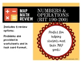 NWEA MAP Test Review Number Sense RIT 190-200