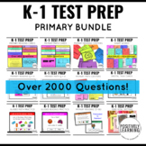 NWEA MAP Prep Testing Practice BUNDLE