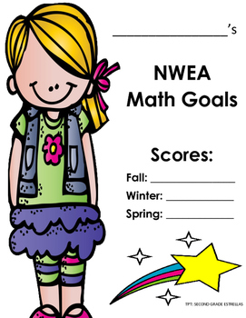 NWEA MATH GOAL notebook K-8