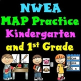 NWEA MAP Practice Reading:  Kindergarten and First Grades