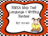 NWEA Map Test Language & Writing Review