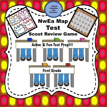 NwEa Map Scoot Review Game