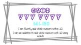 NWEA Practice Cards RIT band 141-150 OA