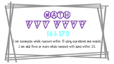 NWEA Practice Cards RIT band 161-170 OA