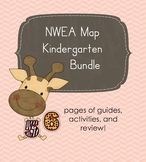 NWEA Primary MAP Test Prep Bundle - Kinder