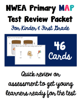 NWEA Primary MAP test review