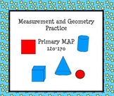 NWEA Primary Math Measurement Smartboard (120-170)