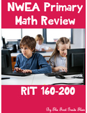 NWEA Primary Math Review