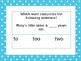 NWEA Primary Reading Vocabulary Review RIT 161-180