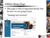 NWEA Proctor Support