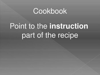 NWEA Reading Cookbook Vocabulary Descartes MAP Primary Review