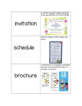 NWEA Reading Vocabulary!
